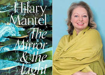 The final novel of the Hilary Mantel trilogy, The Mirror & The Light, will be released in March this year.